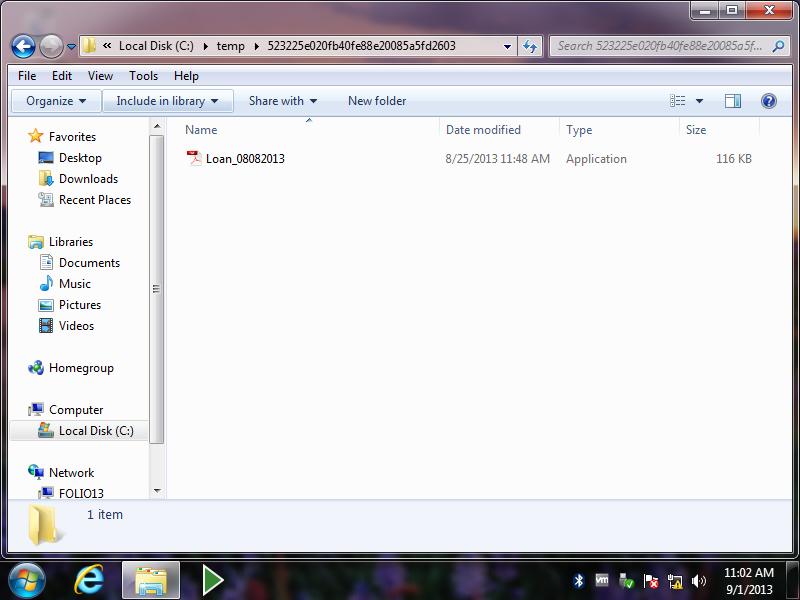 Windows 7 32bit (Honeypot) - Folio-2013-09-01-11-02-33